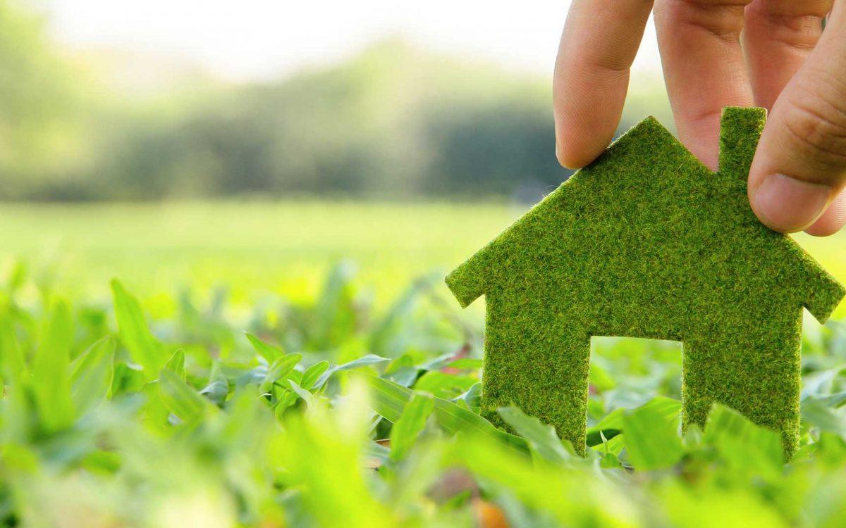 Como tener un hogar ecológico